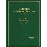Uniform Commercial Code by White, James J.; Summers, Robert S., 9780314926692