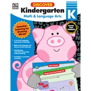 Discover Kindergarten by Thinking Kids, 9781483816692