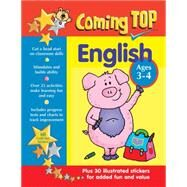 English, Ages 3-4 by Hawes, Alison, 9781861476692