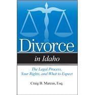 Divorce in Idaho by Marcus, Craig B., 9781943886692