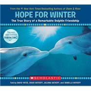 Hope for Winter: The True Story of A Remarkable Dolphin Friendship by Hatkoff, Craig; Yates, David, 9780545686693