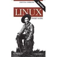 Linux Pocket Guide by Barrett, Daniel J., 9781449316693