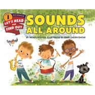 Sounds All Around by Pfeffer, Wendy; Chernyshova, Anna, 9780062386694