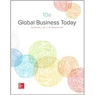 Global Business Today by Hill, Charles W.L.; Hult, G. Tomas M., 9781259686696
