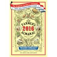 The Old Farmer's Almanac 2016 by Old Farmer's Almanac, 9781571986696