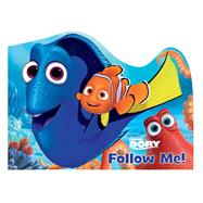 Follow Me! by Scollon, Bill (ADP); Disney Storybook Art Team, 9780794436698
