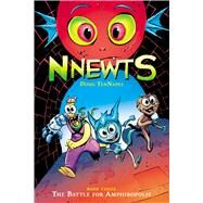 The Battle for Amphibopolis (Nnewts #3) by TenNapel, Doug, 9780545676700
