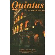 Quintus by Weerstand, 9781894666701