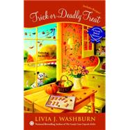 Trick or Deadly Treat by Washburn, Livia J., 9780451416704