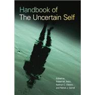 Handbook of the Uncertain Self by Arkin,Robert M., 9781138876705