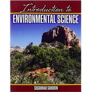 Introduction to Environmental Science by Sandrin, Susannah, 9781465266705