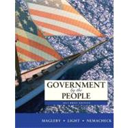 Government by the People, 2011 Brief Edition by Magleby, David B.; Light, Paul C.; Nemacheck, Christine L., 9780205806706