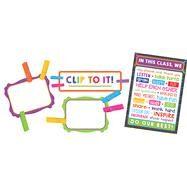 Clip Chart Classroom Management Bulletin Board Set by Carson-Dellosa Publishing Company, Inc., 9781483836706