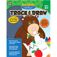 Trace & Draw, Grades Preschool - K by Thinking Kids; Carson-Dellosa Publishing Company, Inc., 9781483826707