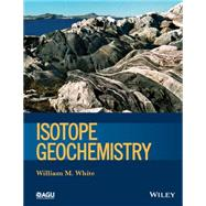 Isotope Geochemistry by White, William M., 9780470656709