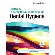 Darby's Comprehensive Review of Dental Hygiene by Blue, Christine M., 9780323316712