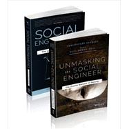Social Engineering + Unmasking the Social Engineer by Hadnagy, Christopher; Ekman, Paul, Dr., 9781118906712