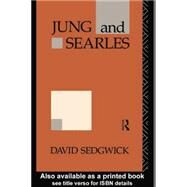 Jung and Searles by Sedgwick,David, 9781138006713