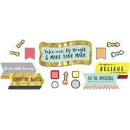 Aim High Make Your Mark Bulletin Board Set by Carson-Dellosa Publishing Company, Inc., 9781483836713