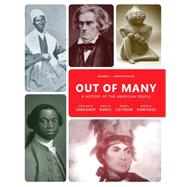 Out of Many, Volume 1 Plus NEW MyHistoryLab for US History -- Access Card Package by Faragher, John Mack; Buhle, Mari Jo; Czitrom, Daniel H.; Armitage, Susan H., 9780134126715