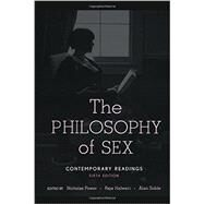 The Philosophy of Sex: Comtemporary Readings by Power, Nicholas; Halwani, Raja; Soble, Alan, 9781442216716