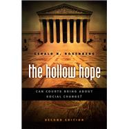 The Hollow Hope by Rosenberg, Gerald N., 9780226726717