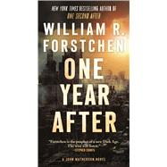 One Year After A Novel by Forstchen, William R., 9780765376718