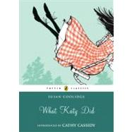 What Katy Did by Coolidge, Susan; Cassidy, Cathy, 9780141326719