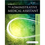 Kinn's the Administrative Medical Assistant: An Applied Learning Approach by Proctor, Deborah, R.N., 9780323396721
