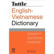 Tuttle English-vietnamese Dictionary by Hoa, Nguyen Dinh; Giuong, Phan Van, 9780804846721