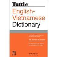 Tuttle English-vietnamese Dictionary by Hoa, Nguyen Dinh; Giuong, Phan Van, 9780804846721