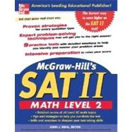 McGraw-Hill's SAT II: Math Level 2 by Diehl, John J., 9780071456722