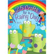 25 Crafts for a Rainy Day by Goodings, Christina; Meredith, Samantha, 9780745976723