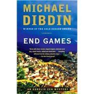 End Games by DIBDIN, MICHAEL, 9780307386724