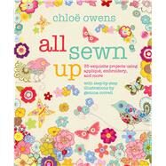 All Sewn Up by Owens, Chloë, 9781782496724