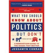 What You Should Know About Politics... but Don't by Conrad, Jessamyn; Wolf, Naomi, 9781628726725