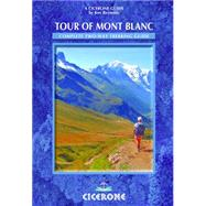 Tour of Mont Blanc by Reynolds, Kev, 9781852846725