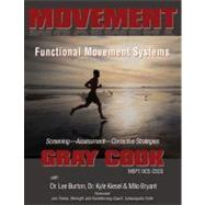 Movement by Cook, Gray, 9781931046725