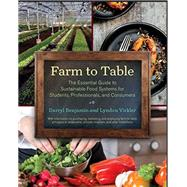 The Farm-to-table Handbook by Benjamin, Darryl; Virkler, Lyndon, 9781603586726