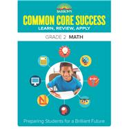 Barron's Common Core Success Grade 2 Math by Shaver, Rhonda, 9781438006727