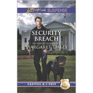 Security Breach by Daley, Margaret, 9780373446728