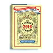 The Old Farmer's Almanac 2016 by Old Farmer's Almanac, 9781571986733
