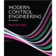 Modern Control Engineering by Ogata, Katsuhiko, 9780136156734