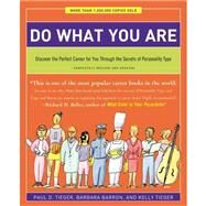 Do What You Are by Tieger, Paul D.; Barron, Barbara; Tieger, Kelly; ;, 9780316236737