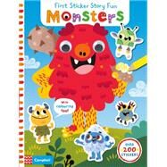 Monsters by Americo, Tiago, 9781509806737