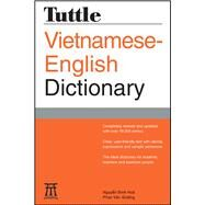 Tuttle Vietnamese-english Dictionary by Hoa, Nguyen Dinh; Van Giuong, Phan, 9780804846738