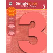 Simple Steps for Third Grade by Thinking Kids, 9781483826738