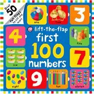 First 100 Numbers Lift-the-Flap by Priddy, Roger, 9780312516741