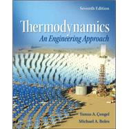 Thermodynamics: An Engineering Approach with Student Resources DVD by Cengel, Yunus; Boles, Michael, 9780077366742