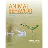 Animal Behavior Concepts, Methods, and Applications by Nordell, Shawn; Valone, Thomas, 9780190276744